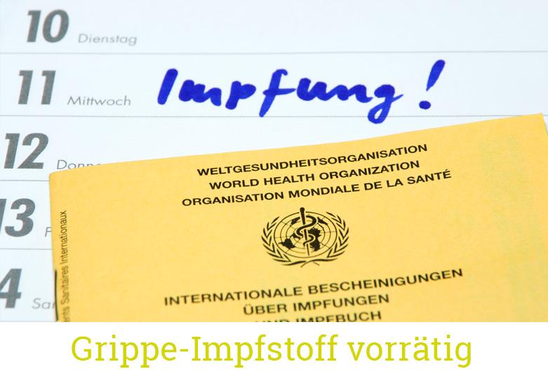 Impfung Homöopathie