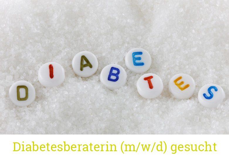 Diabetesassistentin gesucht